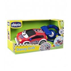 "CHICCO Машинка ""Danny Drift"" с д/у 2г.+"