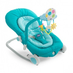 Кресло-качалка Chicco Balloon Baby Light Blue
