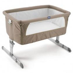 Кроватка детская Chicco Next2me Dove Grey