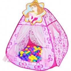 """Игровой домик """"Принцесса"""" + 100 шариков"""