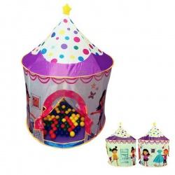 """Игровой домик """"Замок"""" + 100 шариков"""