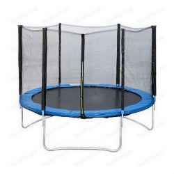 "Батут с защитной сеткой ""Trampoline 10"" диаметр 3,0 м"