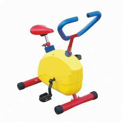 Тренажер детский мех. Велотренажер