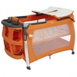 JOOVY Манеж-кровать Room оранжевый