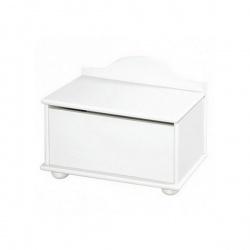LIEL АБ 56 Ящик для игрушек белый