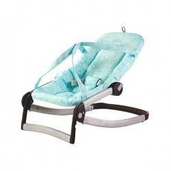 PEG-PEREGO Шезлонг Mia Baby Seat (Savana Azzurro)