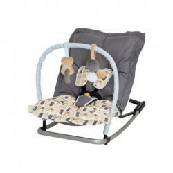 SAFETY 1ST Складное кресло-качалка Mellow серый