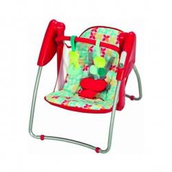 SAFETY 1ST Складное кресло-качалка Happy красный