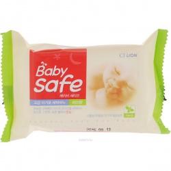 CJ Lion Мыло для стирки детского белья Baby Safe с экстрактом акации 190 гр
