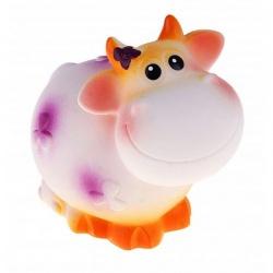 Резиновая игрушка Корова Ромашка