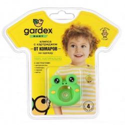 Gardex Baby Клипса с картриджем от комаров (1 шт)
