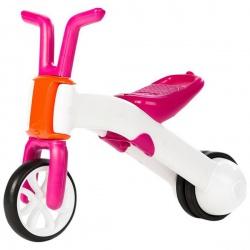 Первый беговел-велобег для самых маленьких Chillafish Bunzi (для детей от 1-1,5 года) (Розовый)