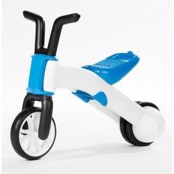 Первый беговел-велобег для самых маленьких Chillafish Bunzi (для детей от 1-1,5 года) (Синий)