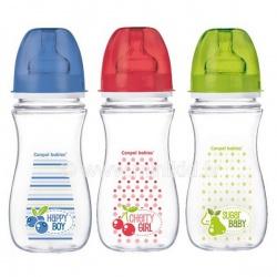 Canpol Антиколиковая бутылочка Canpol babies коллекция Фрукты 300 мл