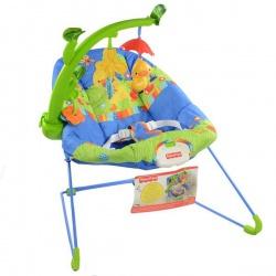 Fisher price Детское кресло Весёлый Утёнок