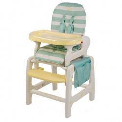 Стул для кормления Happy Baby Oliver V2 BLUE