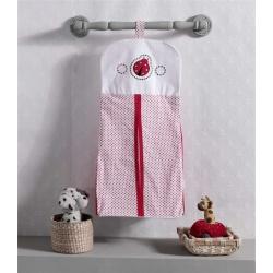 KIDBOO Прикроватная сумка серии Little Ladybug