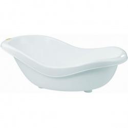 Ванночка для купания Bebe Confort со сливным отверстием цвет белый