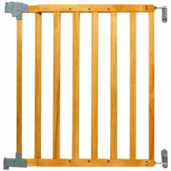 ������� ������ ������������ Safety 1st Simply Pressure Wooden Gate Xl