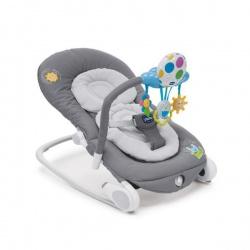 Кресло-качалка Chicco Balloon Baby Grey