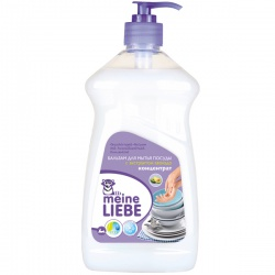 MEINE LIEBE Гель-бальзам для мытья посуды, концентрат, с экстрактом авокадо, 485мл
