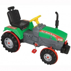 ��������� ������ Pilsan Chained Tractor