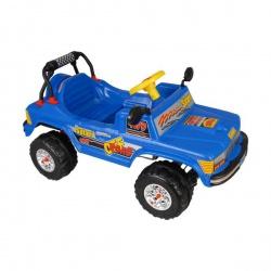 Педальная машина Pilsan Safari цвет синий