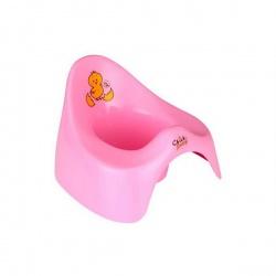Горшок Pilsan Chick цвет розовый