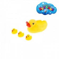 Набор игрушек для купания Утки, 4 шт.