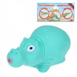 Резиновая игрушка Бегемот Софа