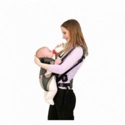 Рюкзак-кенгуру Томик BABY STYLE, жёсткая спинка, 4 полож, 2-12 м., до 12 кг, сумка-поддержка