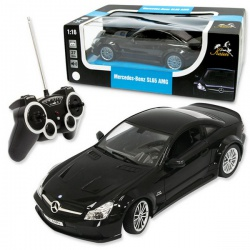 ������� ������������� ������ Mercedes-Benz SL65 AMG, 1:16, �/�, 3 ��������, � ������������, KAISER