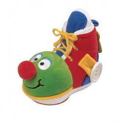 Игрушка мягкая Ботинок с зеркалом, K'S KIDS