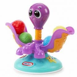 Игрушка пластмассовая Вращающийся осьминог, LITTLE TIKES