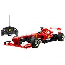 Игрушка пластмассовая Машина Ferrari F1 , р/у, RASTAR