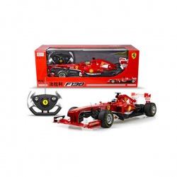 Игрушка пластмассовая машина Ferrari F1, р/у, 1:12, RASTAR