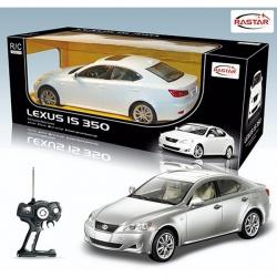 Игрушка пластмассовая машина Lexus IS 350, р/у, 1:14, горят огни, RASTAR