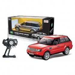 Игрушка пластмассовая машина Range Rover Sport, р/у, 1:14, горят огни, RASTAR