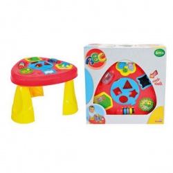 Игрушка пластмассовая Столик развивающий, SIMBA
