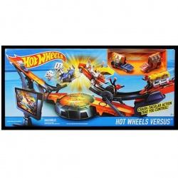 Игрушка пластмассовая трасса Супер гравитация Hot wheels, МАТТЕЛ