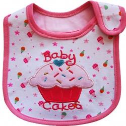 Нагрудник Baby Cakes