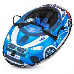 Надувные санки-тюбинг Small Rider Snow Cars 2 (110х86 cm) (BM синий)