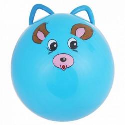 Мяч попрыгун с ушками d=45 см, 380 гр, цвета микс 1531107