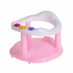 Стульчик для купания, цвет розовый 1876841