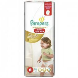 PAMPERS Подгузники-трусики Premium Care (16 + кг) Экономичная упаковка 36