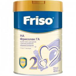 Молочная смесь Фрисолак Гипоаллергенный 2 с 6 месяцев, 400 г.