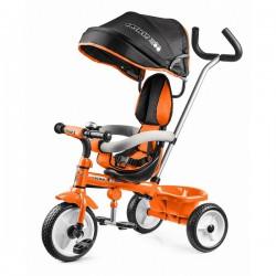 Детский трехколесный велосипед Small Rider Cosmic Zoo Trike (Оранжевый)