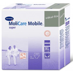 Трусики MoliCare Mobile super размер XL (14 шт)