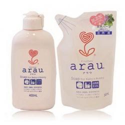 Arau Жидкость для мытья посуды запасной блок (380 мл)