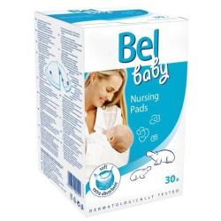 Bel Baby прокладки для груди впитывающие (30 шт)